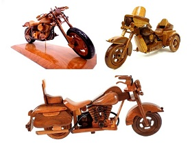 Amazing Detail on Motorcycles!