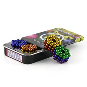 Neoballs Rainbow Bullet Tin