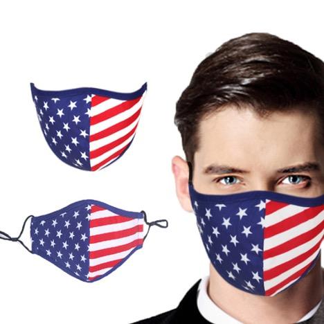 Fashion 3-Ply Reusable Face Mask