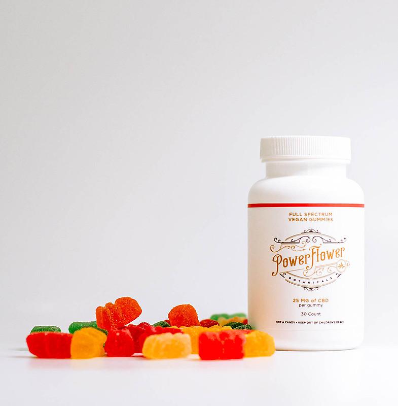 Vegan Gummies 25mg - 30 Count