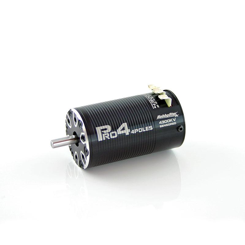 HobbyStar Pro4 Brushless Sensored
