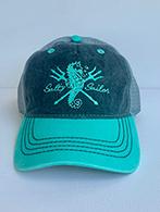 Salty Sailor Seahorse Hat