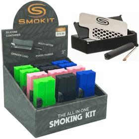 Smokit Smoking Kit 12 Ct. Display