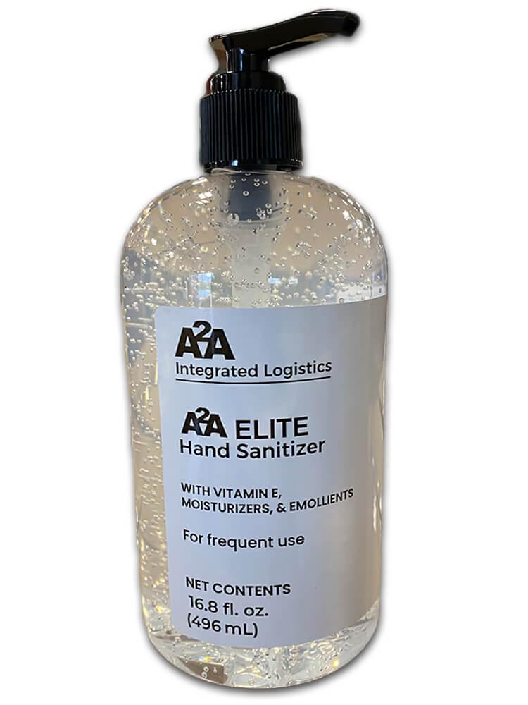 Hand Sanitizer Gel  - Made in USA