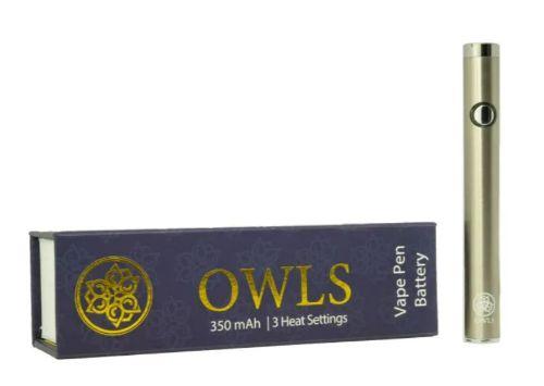 Owls Adjustable Volt Vape Battery