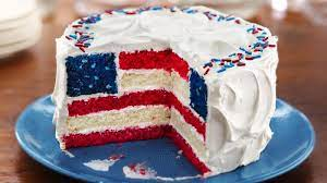 EVERYTHING RED, WHITE & BLUE!
