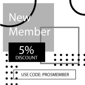 New Member Discount