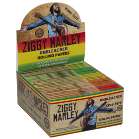 Ziggy Marley King Size Papers