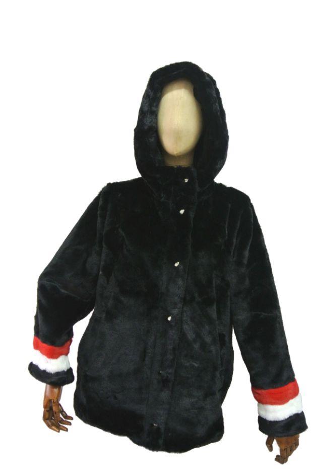 XY08 Fleece Fur Jacket