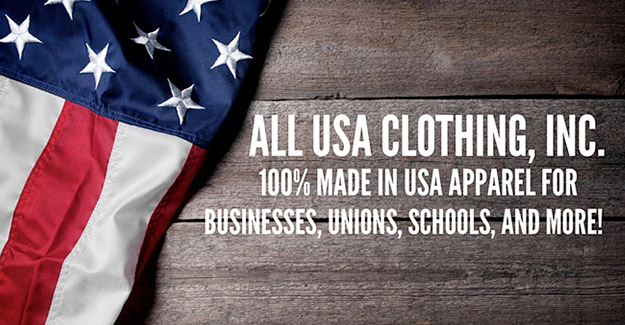 ALL USA Clothing - Wholesale American Clothing featured image