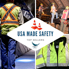 High-Visibility Work Wear
