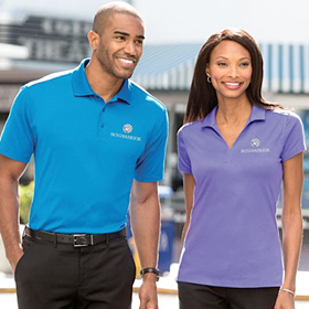 American Made Polos
