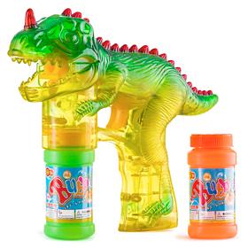 Dinosaur Bubble Gun