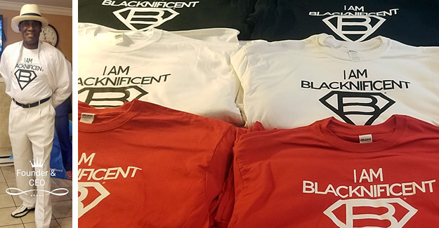 I Am Blacknificent T-Shirts Collection featured image