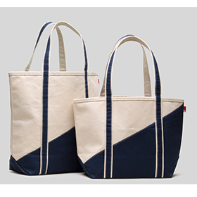 Classic Boat Totes