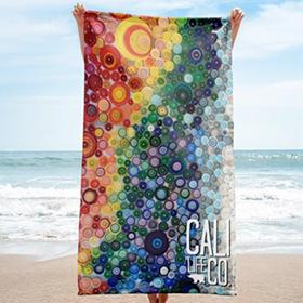 Pebble Beach Microfiber Towel