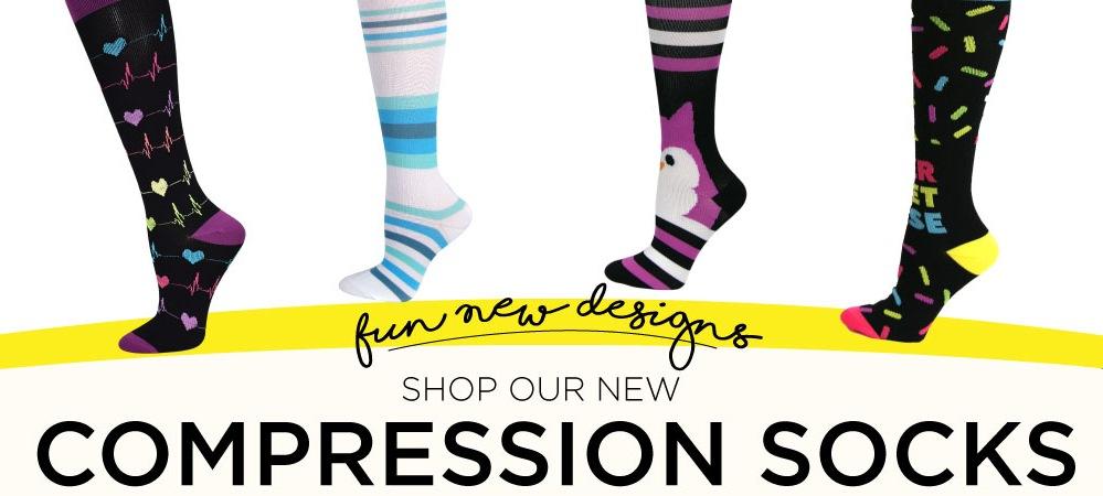 Fashion Compression Socks