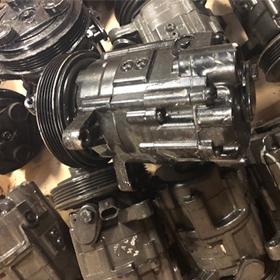 Remanufactured Auto Compressors