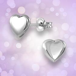 925 Silver Stud Earrings