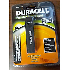 Duracell Portable Power Battery