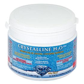 CRYSTALLINE H2O - CHLORINE SAVER