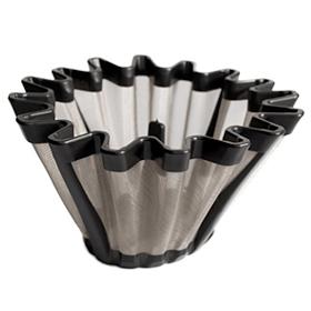 REUSABLE COFEE FILTER (1-5 cups)