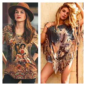 Western Wear & Customized Prints