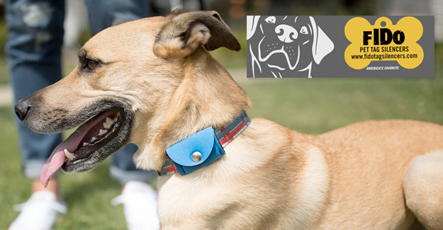 Fido Pet Tag Silencers featured image