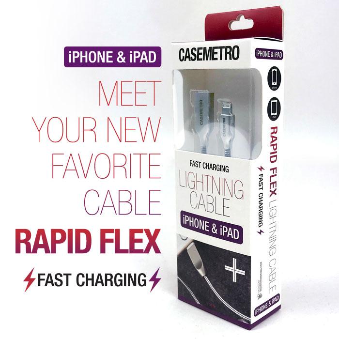 Rapid Flex Lightning Cable