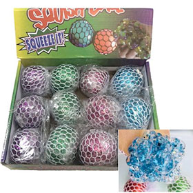 Glitter Squish Ball