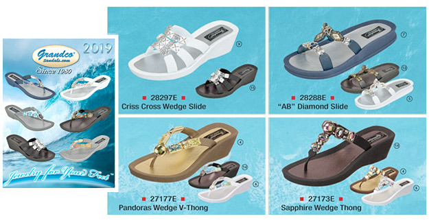 Grandco Sandals / Grand Overseas Inc. featured image
