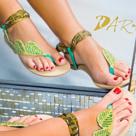 DAR Sandals Collection