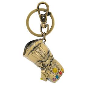Infinity Gauntlet Pewter Key Ring