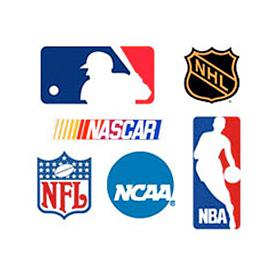 NFL, MLB, NBA, NCAA, NHL, Soccer