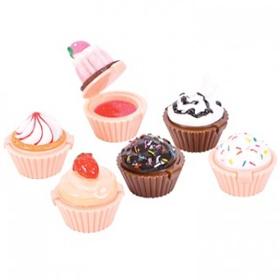 1.25'' Cupcake Lip Gloss