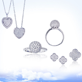 Micro-pave Collection