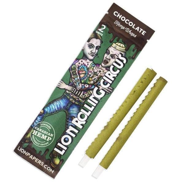 Hemp Wraps by Lion Rolling Circus