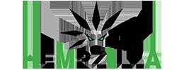 Image result for hempzilla logo
