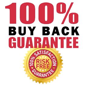 100% Risk-Free Buyback Program!