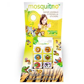 MosquitNo Safari Stickers