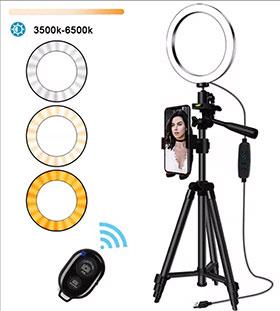 Selfie Ring Lamp Led Ring Light