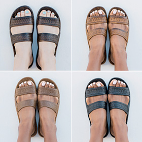Classic Jandals by Pali Hawaii