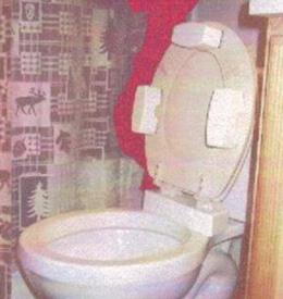 Realistic Risers Toilet Seat Kit