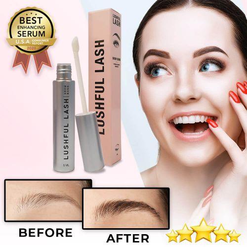 Lushful Lash Eyebrow Serum