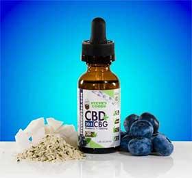 Blueberry OG CBG Oil