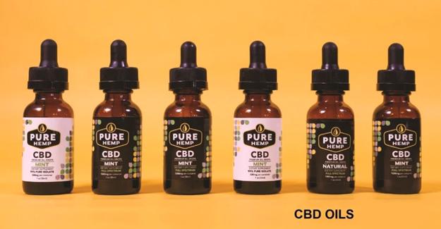 Pure Hemp CBD featured image