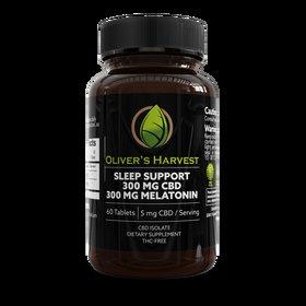 Sleep Support (CBD & Melatonin)