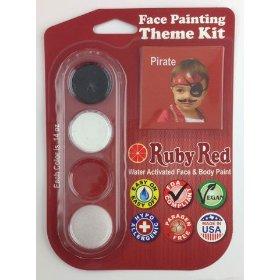 Theme kits - face paint 3 colors