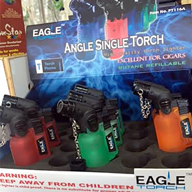 TORCH LIGHTER ANGLE