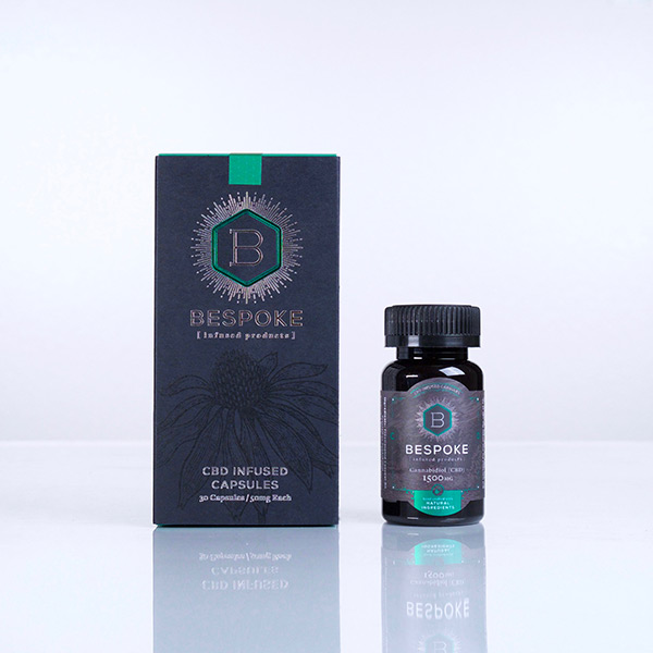 CBD Isolate Infused Softgels